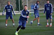 صور وفيديو/ منتخب الأرجنتين بقيادة ميسي يعسكر في مدريد استعداداً لملاقاة المغرب !