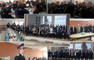 صور وفيديو/ ولاية أمن وجدة تحتفل بالنساء الشرطيات في اليوم العالمي للمرأة !