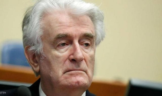 """محكمة لاهاي الدولية تحكم بالسجن مدى الحياة على الرئيس الصربي السابق """"سفاح البوسنة"""" !"""