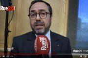 فيديو   عبد الحميد عدو المدير العام للخطوط المغربية و فك العزلة عن أقاليم الجهة الشرقية !