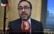 فيديو | عبد الحميد عدو المدير العام للخطوط المغربية و فك العزلة عن أقاليم الجهة الشرقية !
