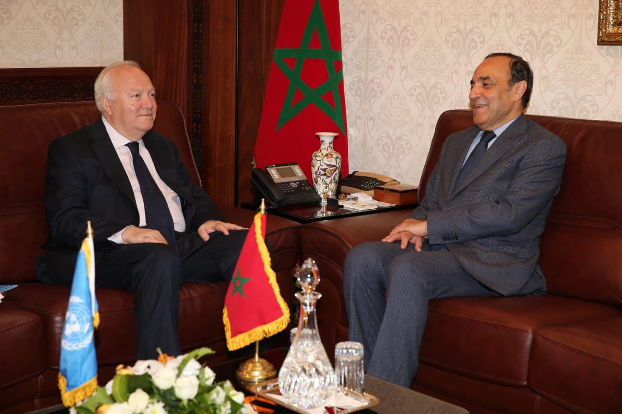 موراتينوس: المغرب بلدٌ نموذجٌ للتسامح الديني والتعدد الثقافي