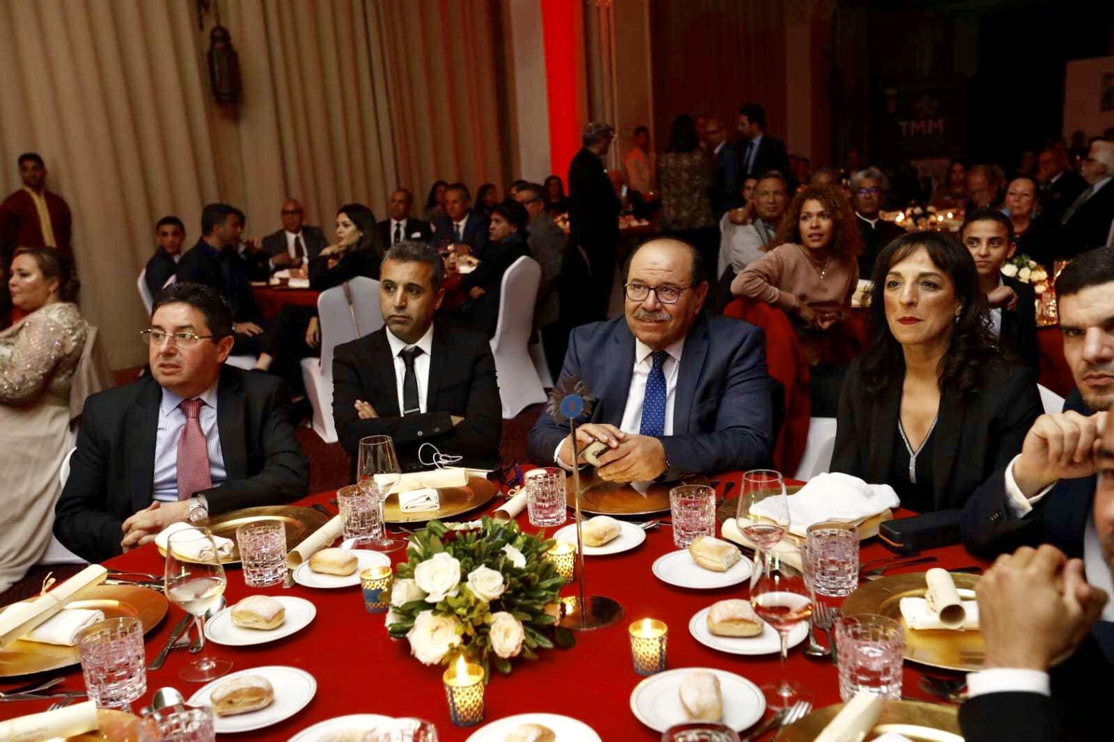 أمسية تكريمية من مجلس الجالية لشخصيات مغربية ناجحة في عالم السياسة والأعمال بأوربا