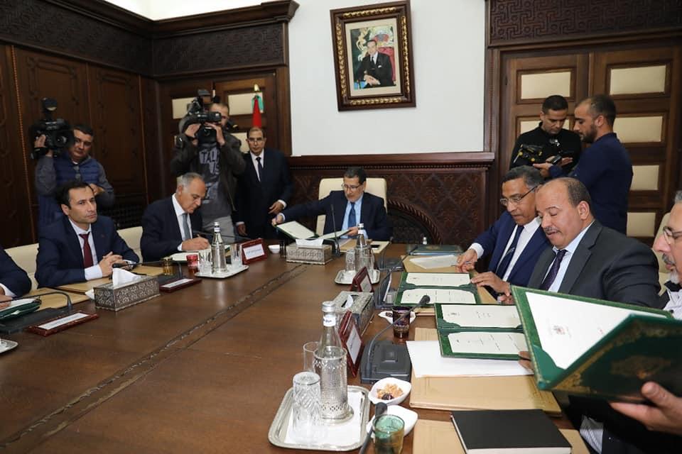 """نقابة البيجيدي : وقعنا على اتفاق الزيادة في الأجور من منطلق """"خذ وطالب"""" !"""