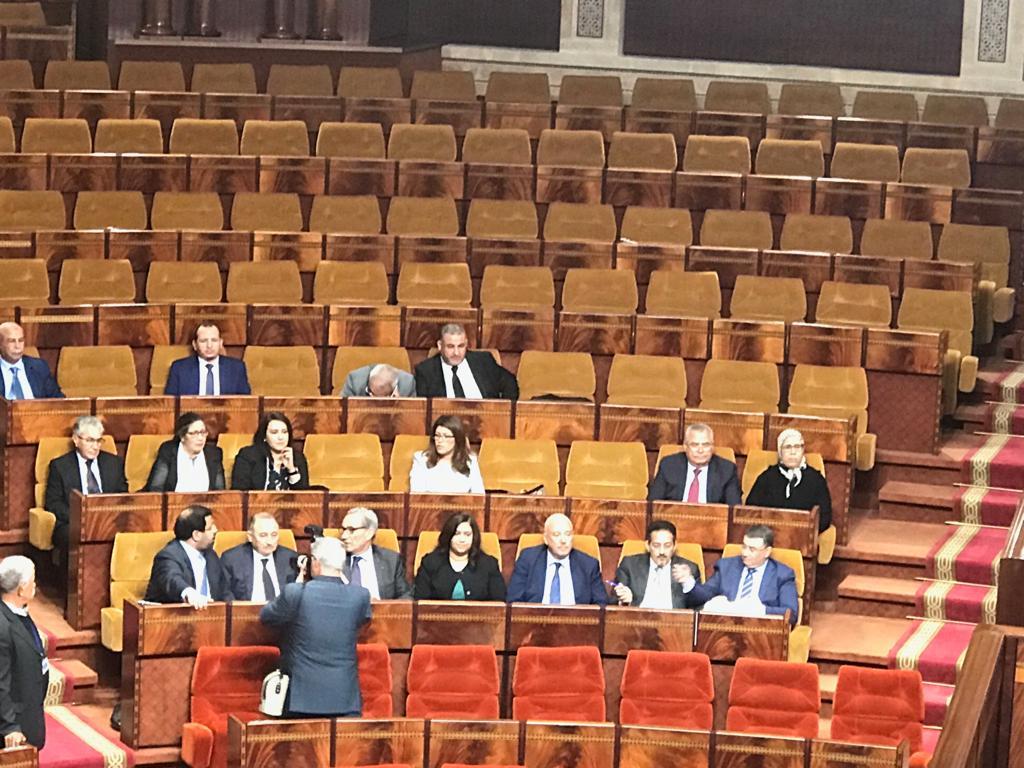 إحتجاجاً على بنشماش. 90 برلمانياً بامياً من أصل 102 يقاطعون البرلمان