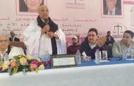 وثيقة/ رئيس جماعة أوسرد يجمد عضويته في حزب الإستقلال !