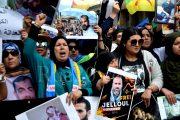 فيديو/ألاف النشطاء في مسيرة بالرباط لإطلاق سراح معتقلي الريف بحضور ذويهم