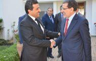 العثماني: مستوى التعاون المغربي القٓطري مُتميز
