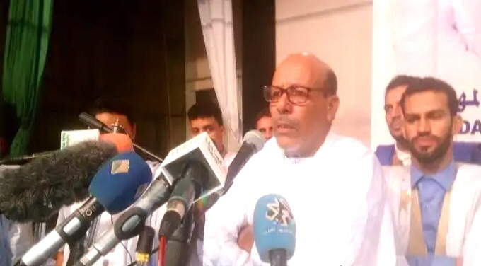 مُرشح للرئاسة الموريتانية يتعهد بحٓل قضية الصحراء بالتنسيق مع المغرب والجزائر