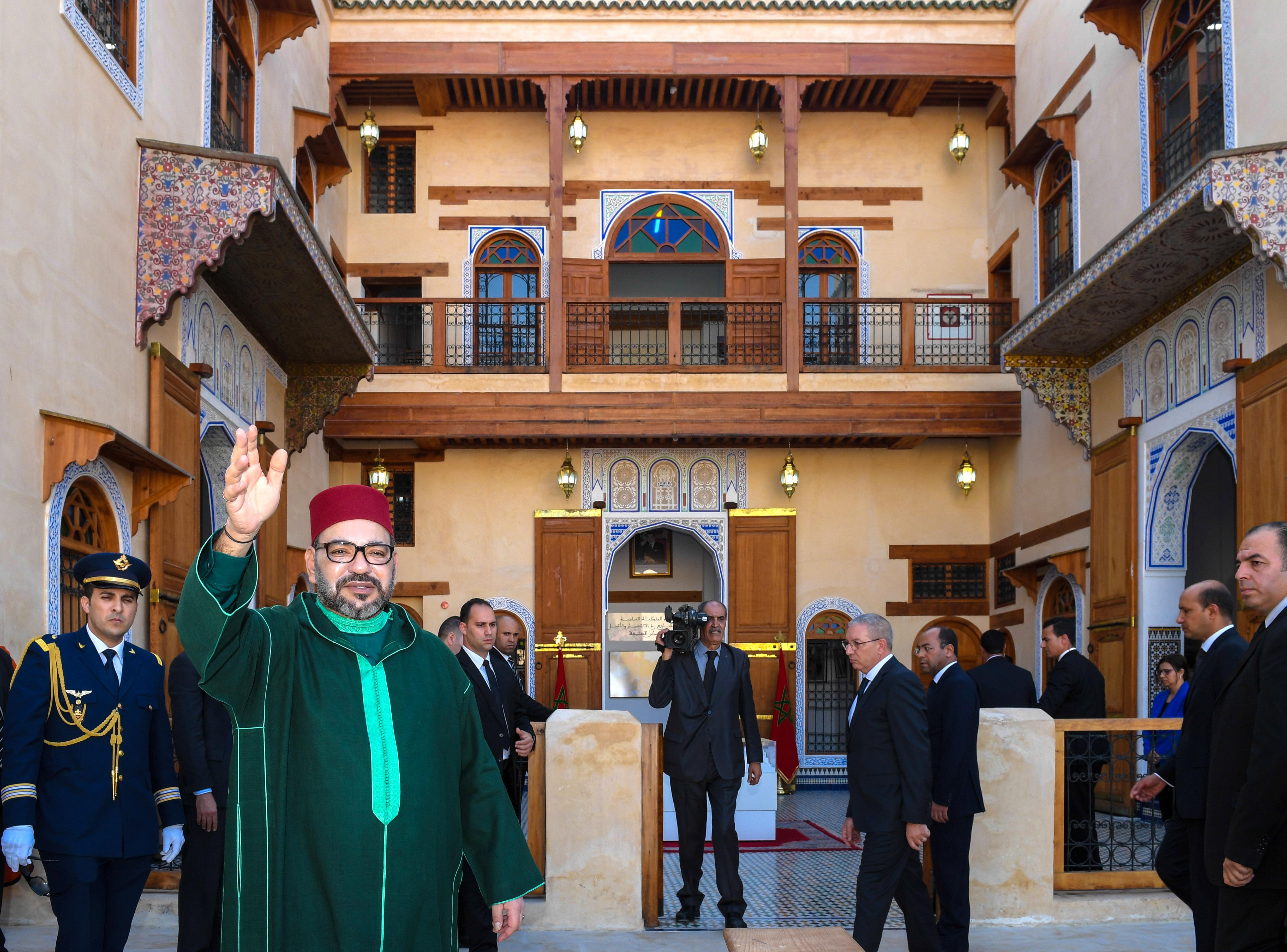 بيرديغو: إحداث المٓلك لمتحف الثقافة اليهودية يحمل رمزية إستثنائية لإبراز تاريخ التعايش والعيش المشترك بين المسلمين واليهود
