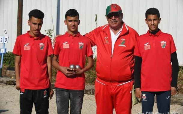 هروب بطل عالمي في الكرة الحديدية من معسكر المنتخب المغربي ببلجيكا !