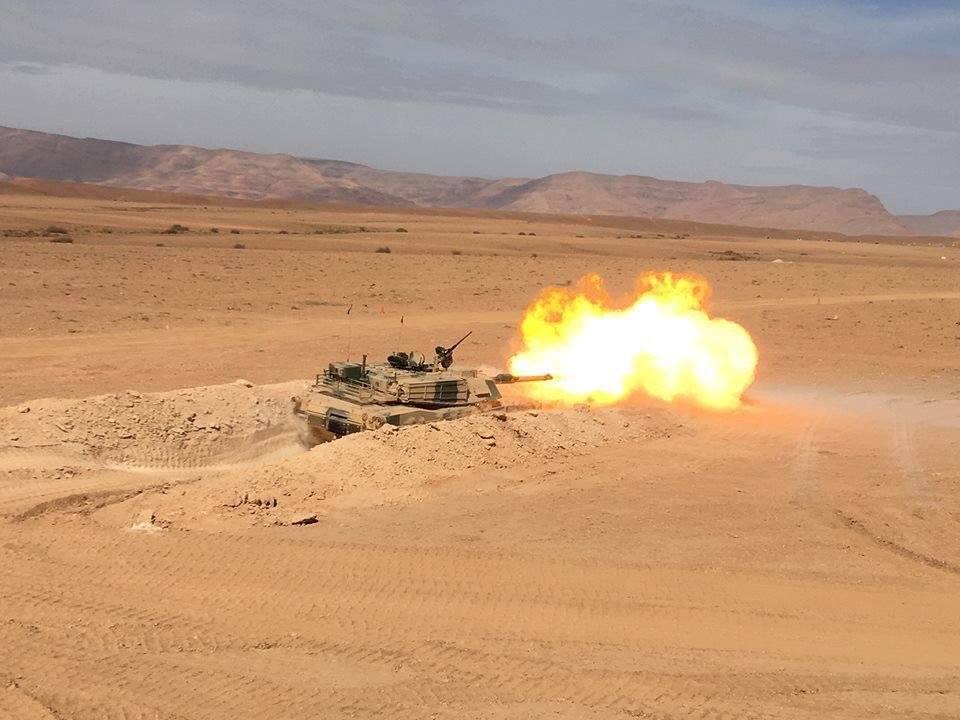 الجزائر متوجسة من مناورات عسكرية مغربية على الحدود الشرقية !