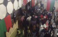 فيديو/ مقر جماعة القنيطرة يتحول إلى قاعة للأفراح و الملاكمة بين