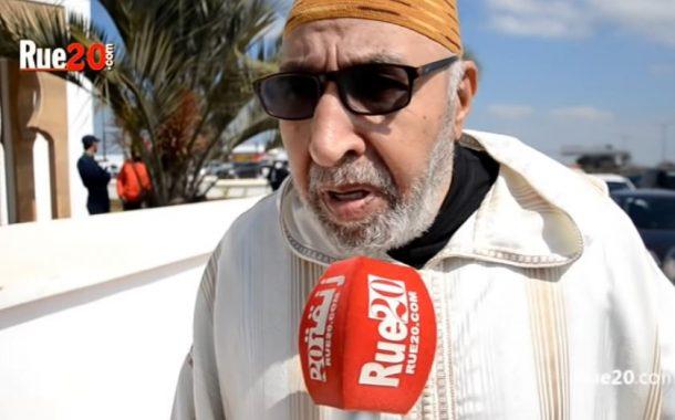 الموت يخطف الممثل المغربي القدير المحجوب الراضي !