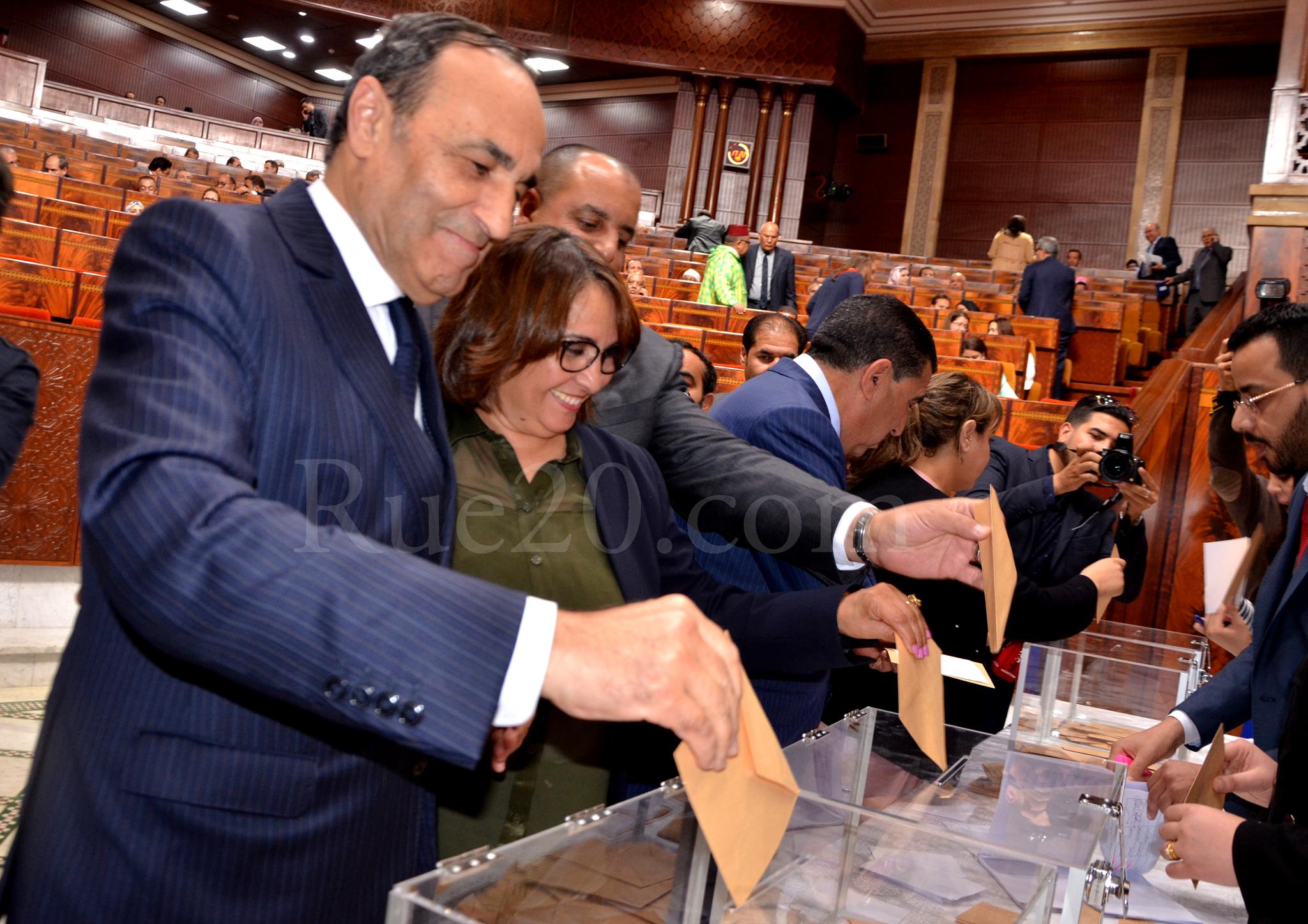 إعادة انتخاب الحبيب المالكي رئيساً لمجلس النواب بأغلبية مطلقة !