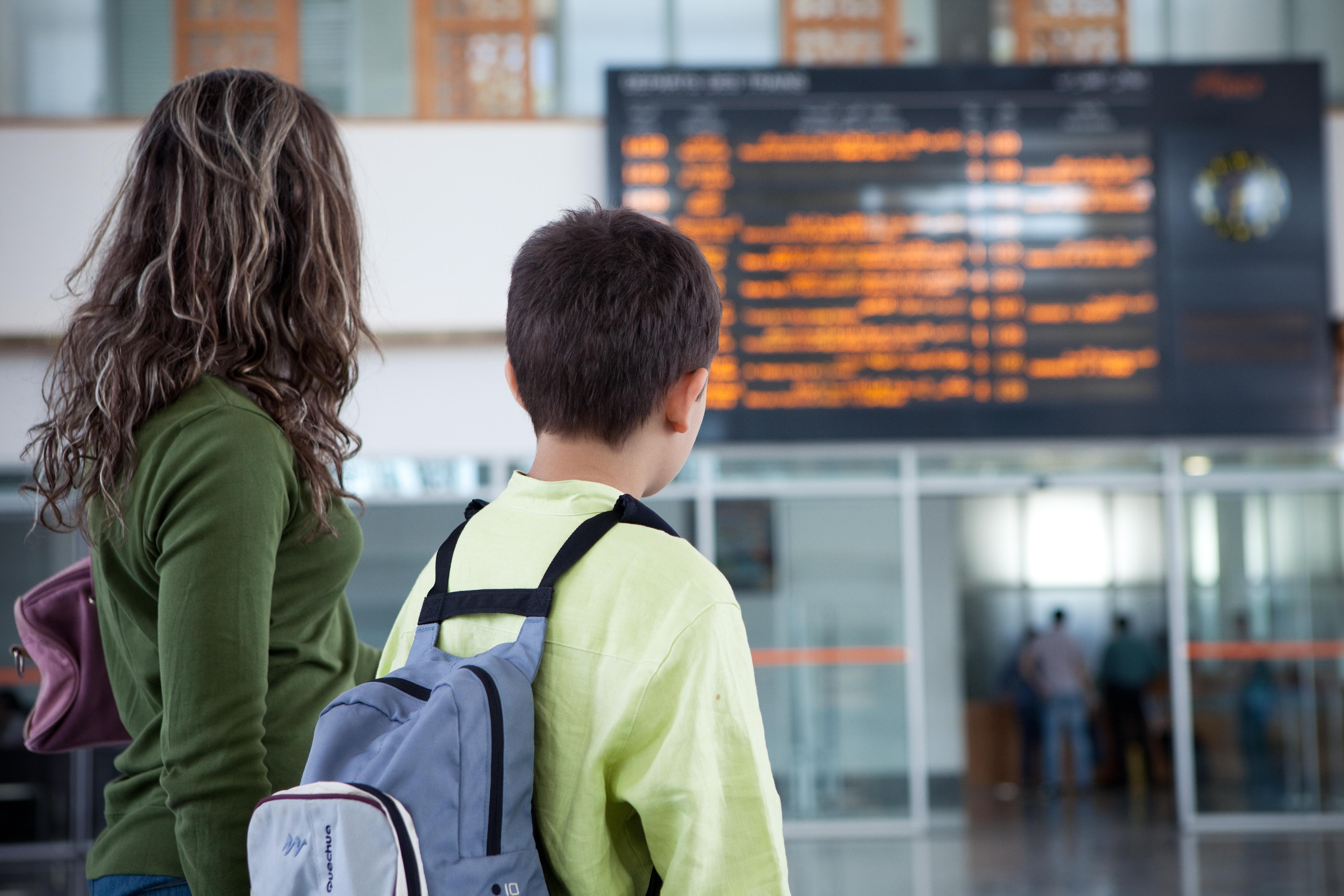 أكثر من 2 مليون مسافر ركبوا القطارات في العطلة المدرسية !