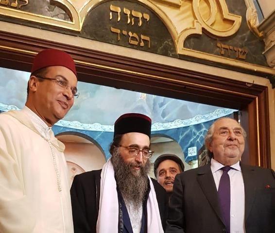تعيين حاخام جديد ليهود المغرب .. نافذ في أمريكا و حوكم بالسجن في إسرائيل !