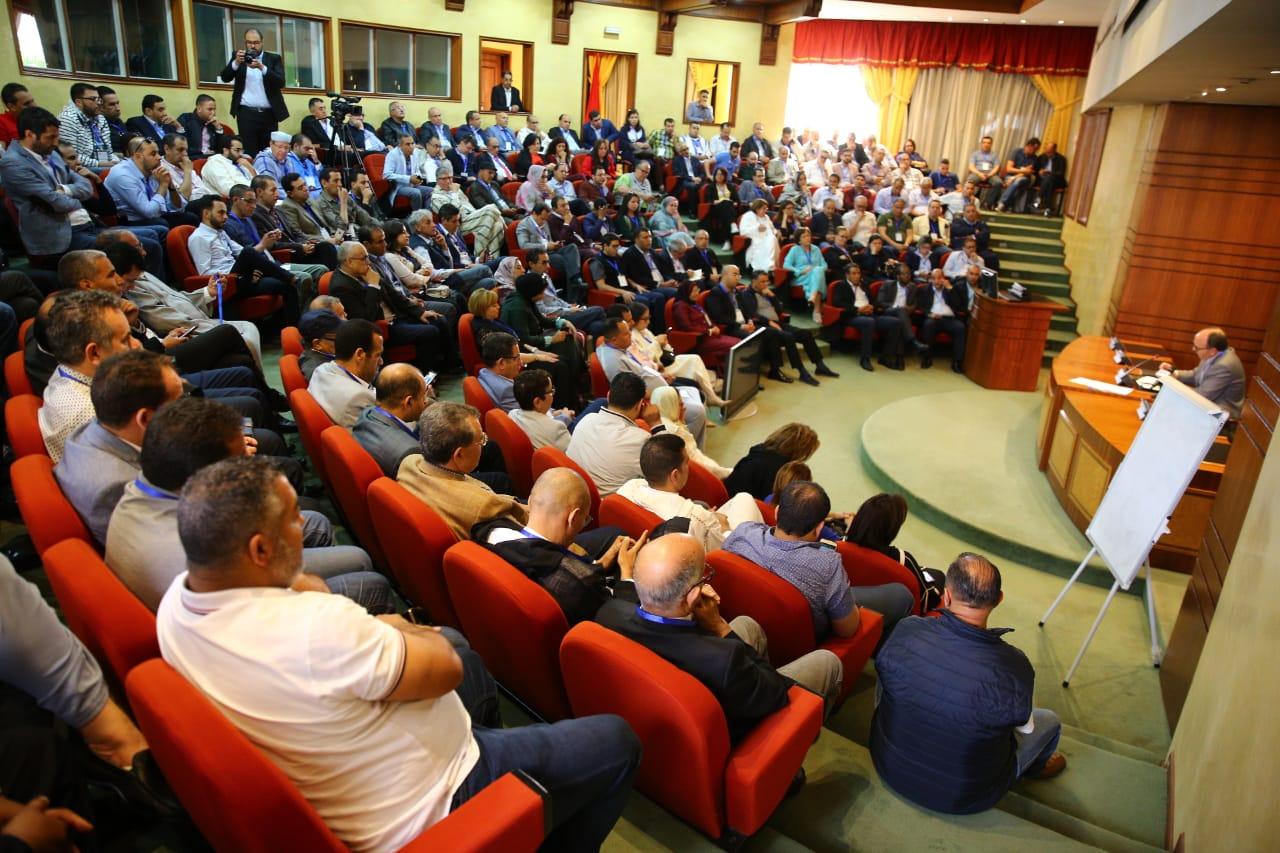اللجنة التحضيرية لمؤتمر 'البـام' تطيح بالوجوه القديمة وتنتخبُ 'كودار' رئيساً للإعداد لمؤتمر 'الجرار' !