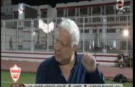 فيديو/رئيس الزمالك المصري يُهددُ لاعبيه في حال الخسارة أمام نهضة بركان