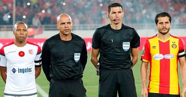 فيديو/ الحكم المصري جريشة بعد رفع الإيقاف عنه : لا أمانع في إدارة مباريات الأندية المغربية !