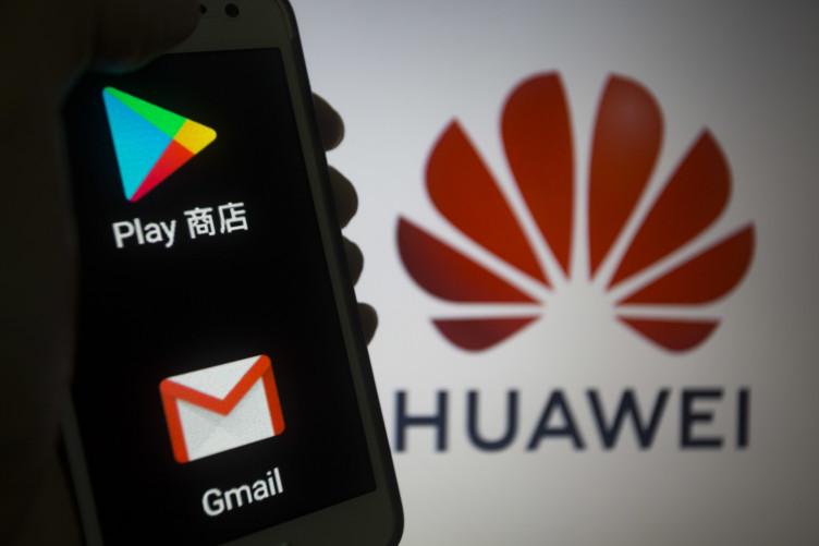 تشمل جيمايل و غوغل بلاي.. غوغل تحظر تطبيقاتها على هواتف هواوي !