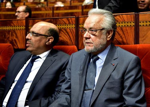 وزارة الحجوي تتحول إلى مقبرة للقوانين و أصبحت غير قادرة على مسايرة عمل الحكومة !