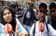 فيديو/ مواطنون وتجار يروون تفاصيل حريق سوق الخضر بتمارة ويحملون رئيس البلدية المسؤولية !