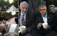 صور/ الحريرة المغربية تؤثث حفل إفطار جماعي بلندن و تثير إعجاب شخصيات بريطانية بارزة !