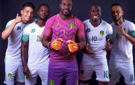 """صور/ """"نايك"""" تتهم شركة مغربية بسرقة تصميم أقمصة منتخب موريتانيا !"""