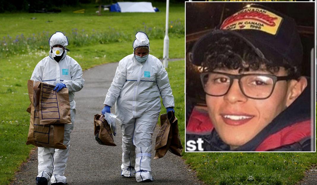 صور وفيديو/ عملية طعن بشعة تودي بحياة شاب مغربي صائم كان في طريقه للصلاة بإيرلندا !