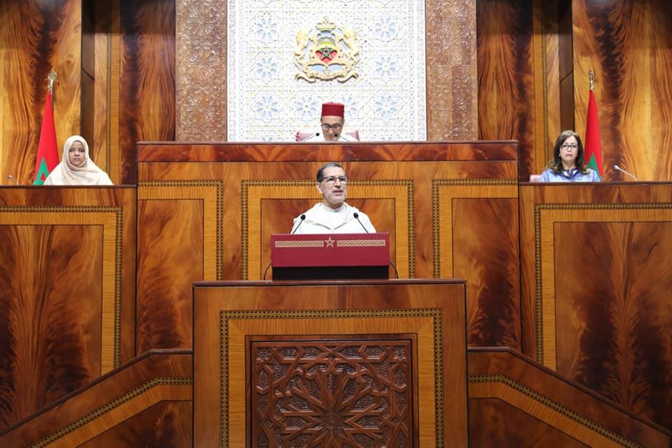 """ملفات """"السياسة العامة"""" تجر العثماني إلى البرلمان !"""