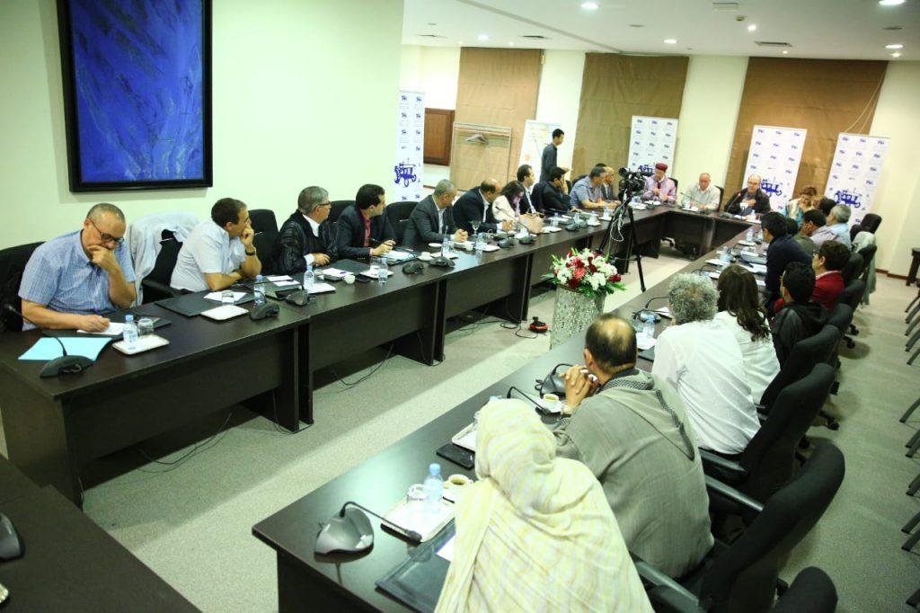 اجتماع عاصف للمكتب السياسي للبام ينتهي بتجميد عضوية الحموتي و مراسلة الداخلية !