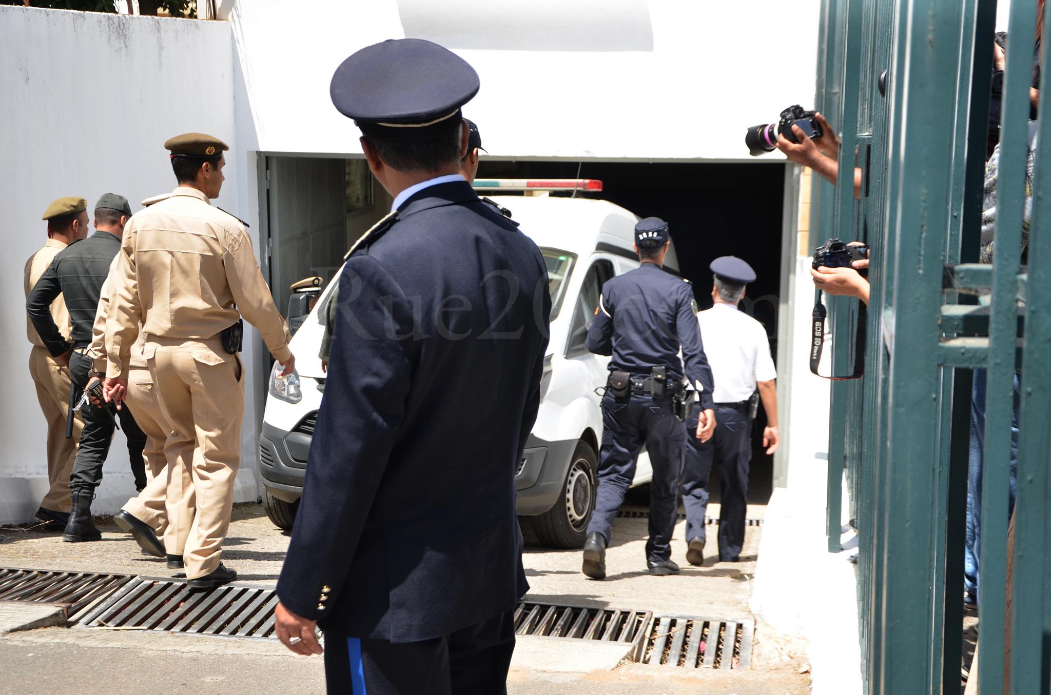 إستئنافية سلا تستنطقُ المتورطٓين في جريمة إمليل المُدانٓينِ إبتدائياً بالإعدام