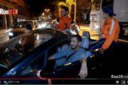 فيديو | الفرحة تغمر شوارع بركان بعد الفوز على الزمالك المصري !
