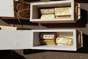 توقيف طائرةً تابعة لشركة مغربية محملة بكميات كبيرة من الذهب بالسودان