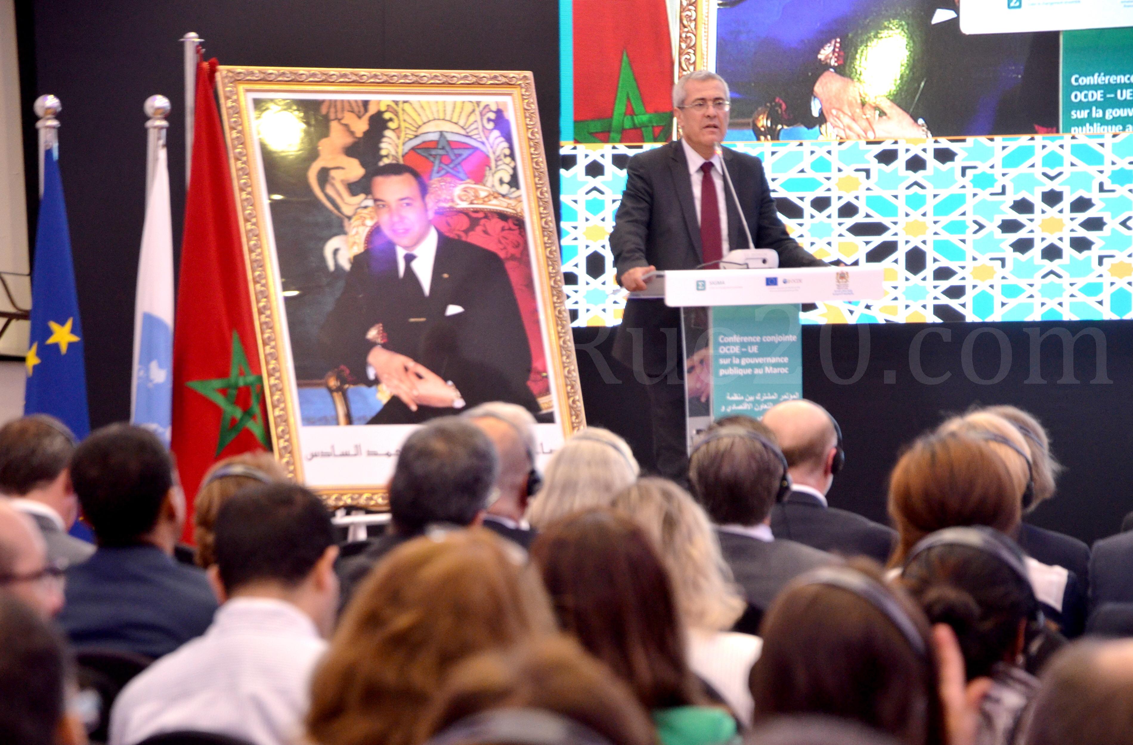 بنعبد القادر: إصلاح الإدارة النواة الرئيسية لإصلاح الاوضاع الاقتصادية والاجتماعية وتخطي العوائق