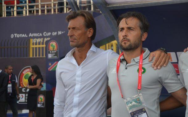 رُونار : مباراة ناميبيا كانت صعبة لكننا حققنا الأهم