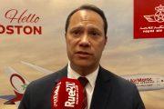 فيديو/مدير عام مطارات ماساتسوشيتس يرحب بالخطوط الملكية المغربية كأول ربط جوي لبُوسطن بأفريقيا