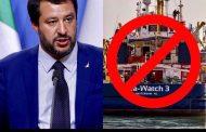 وزير داخلية إيطاليا يرفض إستقبال باخرة تحمل مهاجرين سريين تم إنقاذهم من الغرق بينهم رُضع