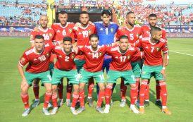 المنتخب المغربي ينتزع ثلاث نقاط ثمينة في مباراة صعبة أمام ناميبيا !