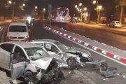 فيديو | سباق سيارات فجراً بطنجة يخلف كارثة !