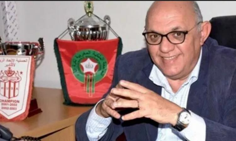 رئيس حسنية أكادير يستقيل .. الكلمة الأخيرة لوالي الجهة !