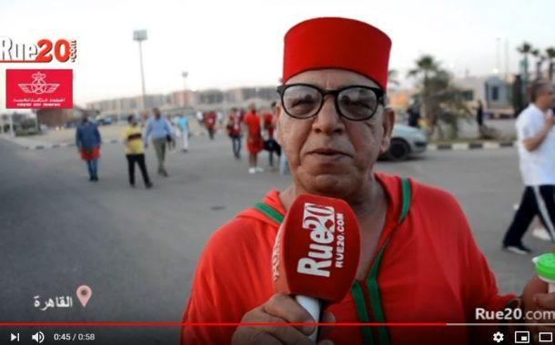فيديو | مغاربة يشجعون المنتخب الجزائري بعد فوز أسود الأطلس !