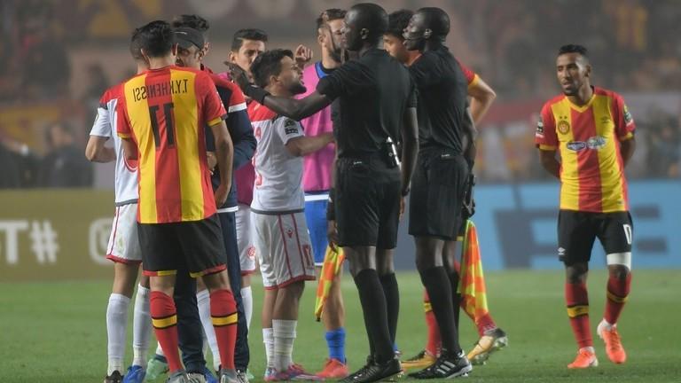 الكاف يمهل الترجي التونسي 10 أيام للطعن في قرار إعادة مباراة إياب نهائي أبطال أفريقيا !