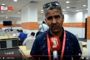 فيديو | عبد الحق الشراط و أول مباراة لأسود الأطلس في كأس إفريقيا !