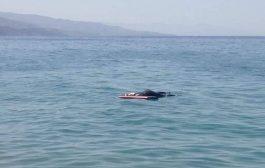 صور/ بحر الدريوش يلفظ جثة مهاجر سري !