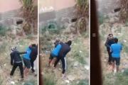 فيديو | الكريساج في واضحة النهار بسباتة (الدار البيضاء) !