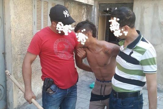 """اعتقال زعيم عصابة """"كاريكا"""" سارق عاملات الكابلاج بالقنيطرة !"""