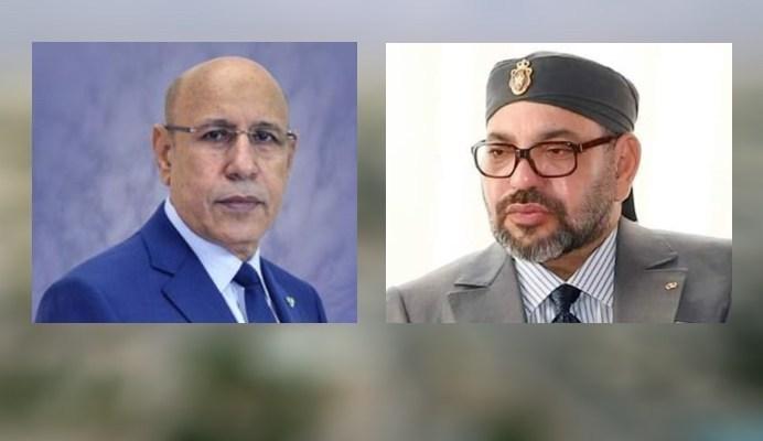 محمد السادس يهنئ ولد الغزواني بعد انتخابه رئيساً لموريتانيا !