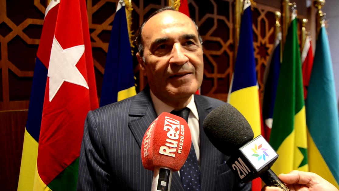 المالكي يُوقع أول مذكرة تفاهم بين البرلمان المغربي والإيرلندي